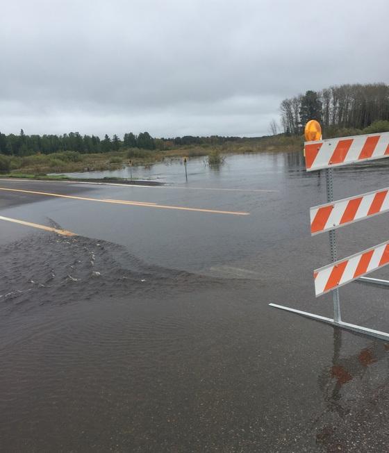 Flooding - CSAH 99