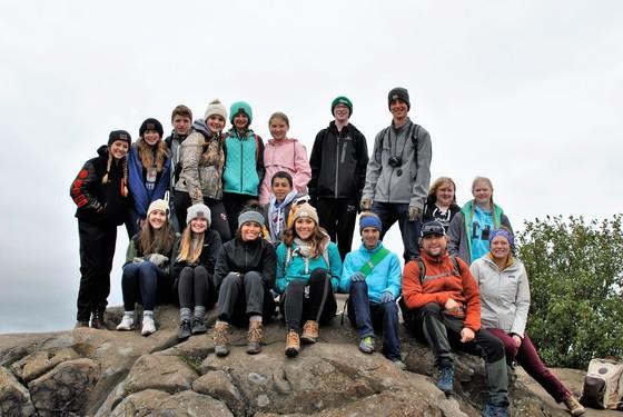 Ely's Peak hike
