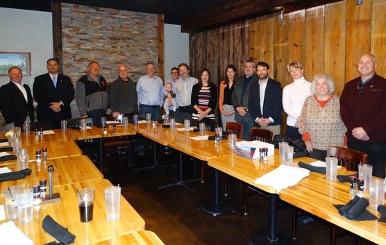SLC legislative delegation