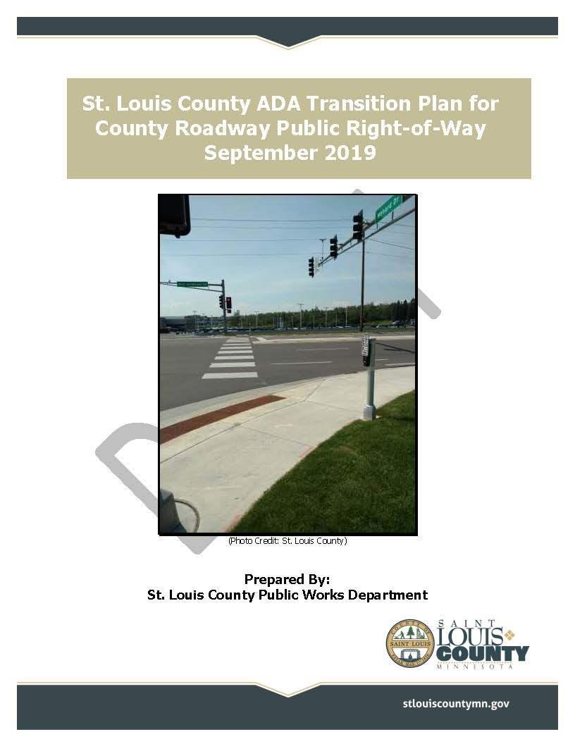 ADA transition plan