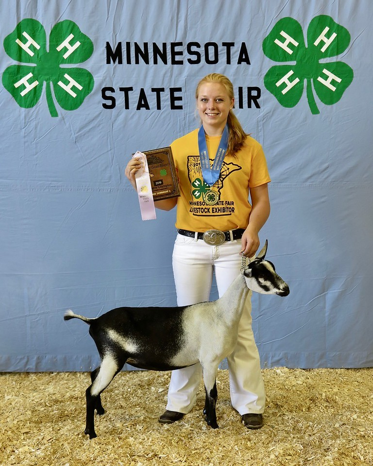 St  Louis County 4-H students win honors at Minnesota State Fair