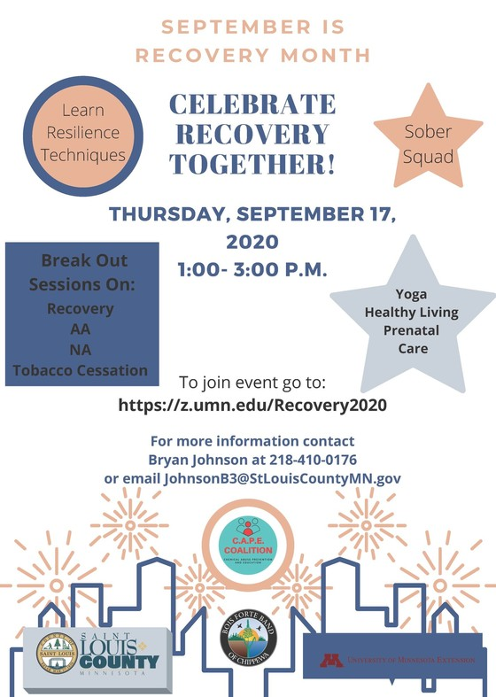 Celebrate Recovery Together