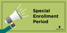 Special enrollment period announced