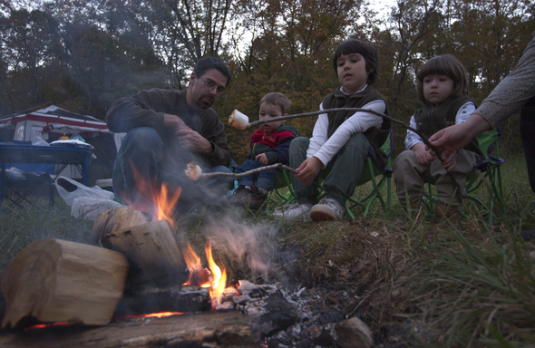 MDC Encourages Campers to Buy Firewood Where They Plan to