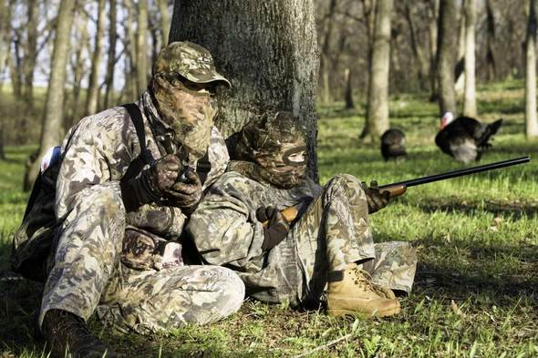 spring turkey hunting safety