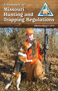 hunting and trapping booklet