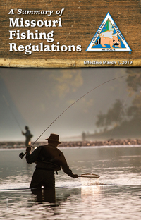 fishing booklet