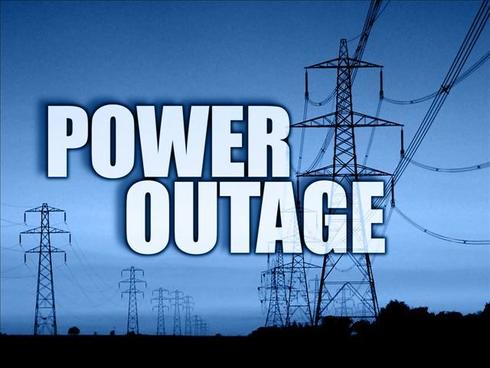Be Prepared for Outages City Power Outage