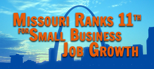 Mo Ranks High for Small Biz Growth