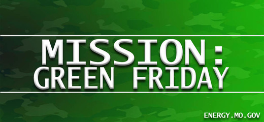 Mission Green Friday