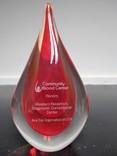 blood drive award
