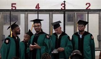 Wash U graduation