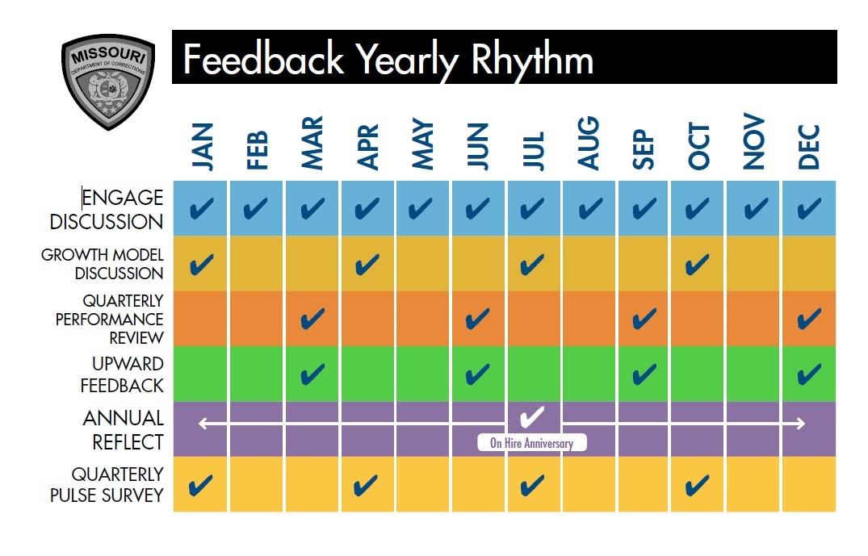 Feedback Schedule