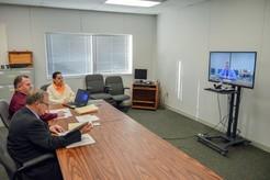 Video Parole Hearing