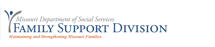 family support division missouri department of social services