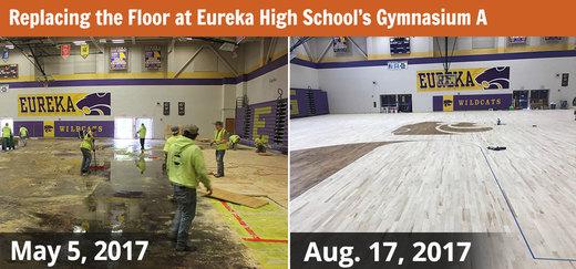 Eureka High School Gym