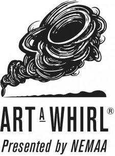 Art-A-Whirl Logo