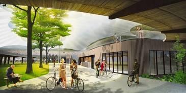 Bike Center Concept Picture