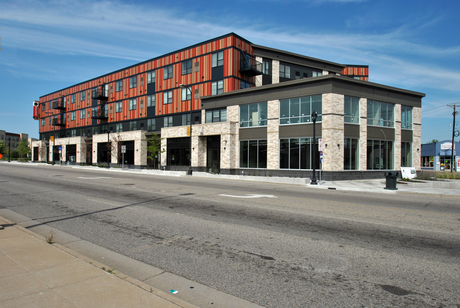 Photo of Broadway Flats Exterior