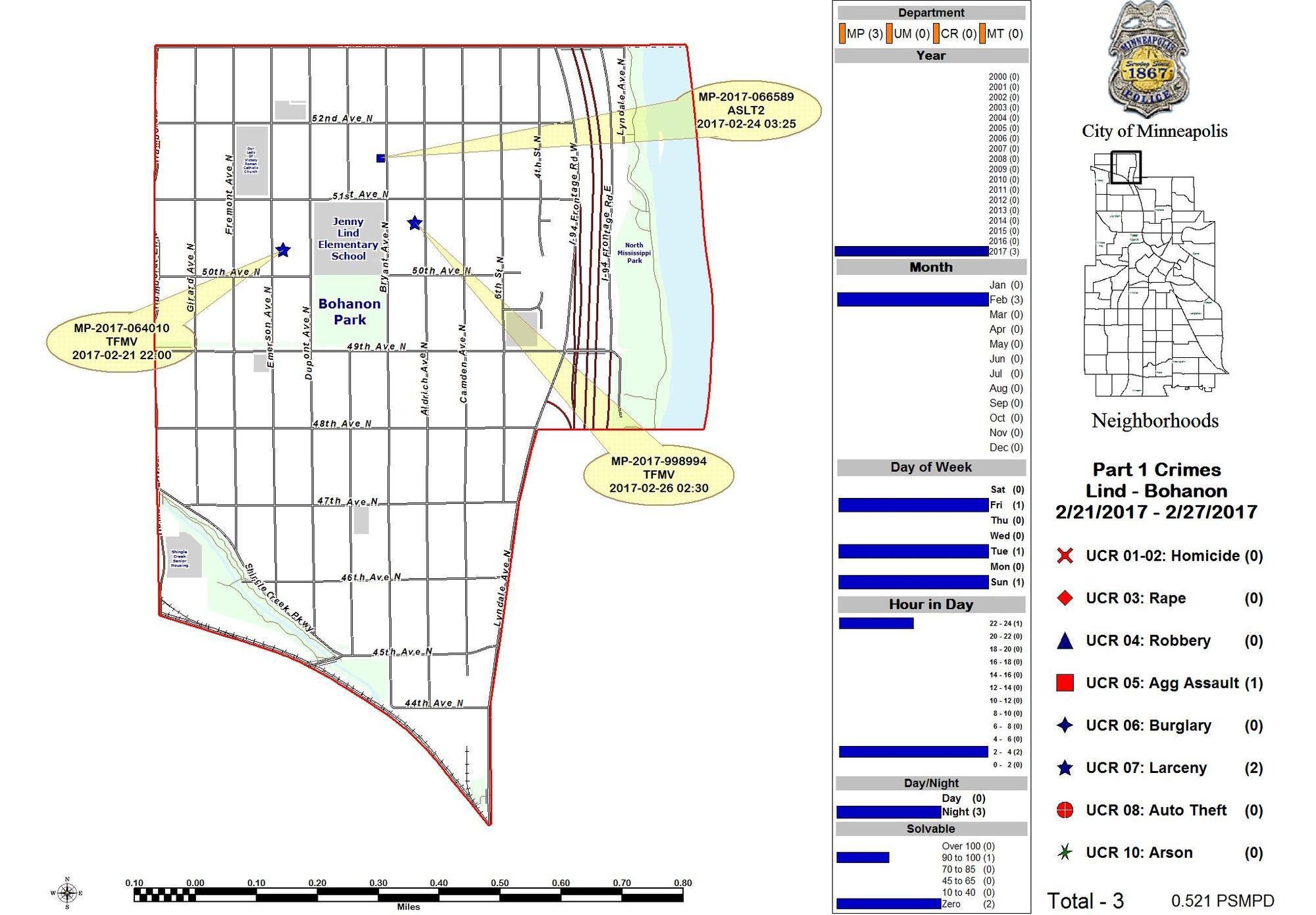 minneapolis police precinct 4 sector 3 update last week s