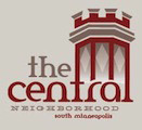 Central Area Neighborhood Development Organization logo