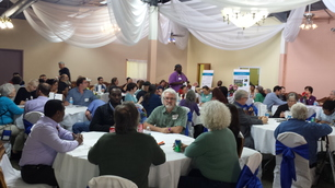 Image of participants at south sector neighborhoods 2020 meeting
