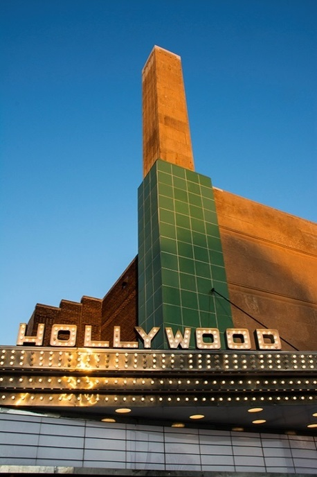 Hollywood theatre photo