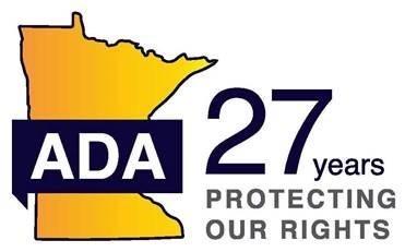 ADA 27th Anniversary logo