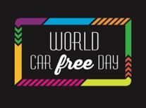 World Car Free Day Logo