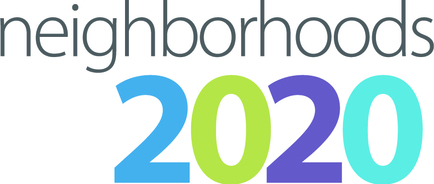 Image of Neighborhoods 2020 logo