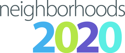 Neighborhoods 2020 logo
