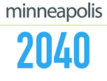 Minneapolis 2040 logo