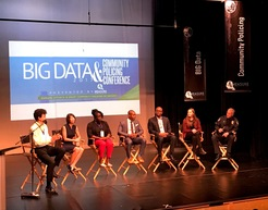 City of Austin panel discuss big data for community policing  conference