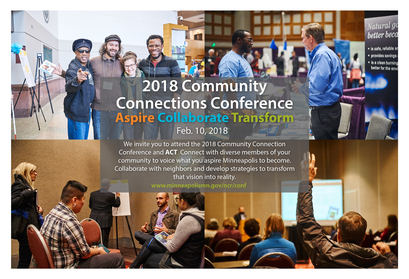 Community Connections Conference 2018