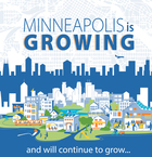Minneapolis 2040 Minneapolis is Growing