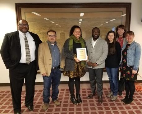 Pillsbury United Communities Youth Partner of the Year Photo