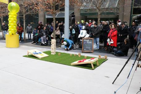 Nicollet Mall Grand Opening Photo