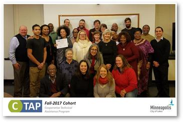 C-TAP Fall Cohort