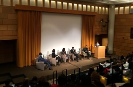 Panel at actualizing equity event