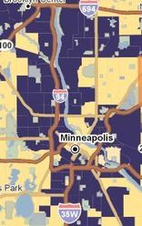 opportunity zone census tract map