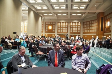 Closing Session Community Connections Conference 2018 Crowd Photo Small