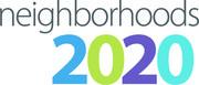 Neighborhoods 2020 Wordmark