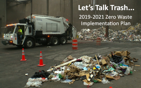 Zero Waste implementation plan image