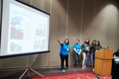 2017 Collaborative Safety Strategies Grantee from Little Earth Presentation at 2018 Community Connections Conference