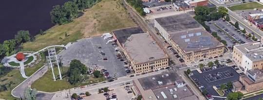 Grain Belt redevelopment site