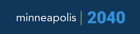 photo of the Minneapolis 2040 Comp Logo