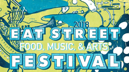 Eat Street Food, Music and Art Festival 2018