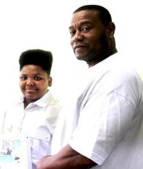 photo of Jaequan and his uncle