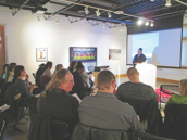 Community Connections Series Learning Lab Spring 2018 American Indian Lab at All My Relations Gallery