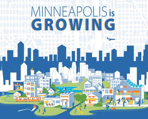 Minneapolis 2040 Comprehensive Plan